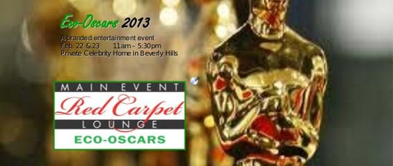 Eco-Oscars 2013