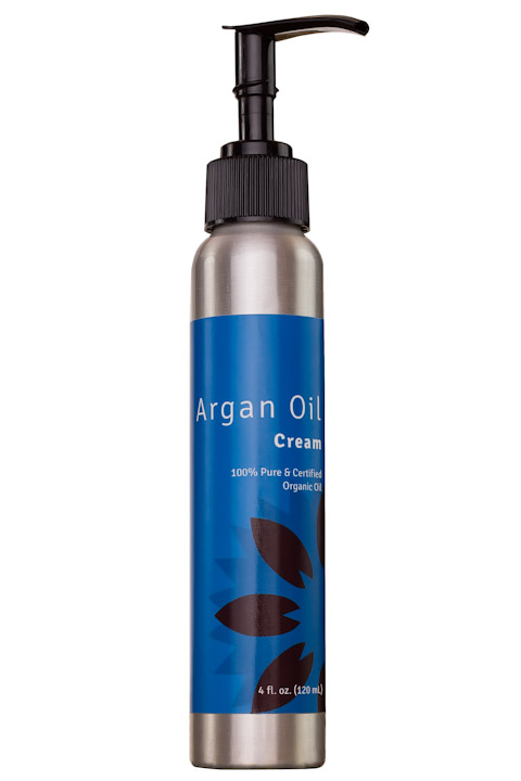 Argan Oil Cream 4 oz.